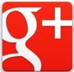 Google Plus Knop bedrijven paigina