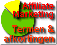 affiliate marketing begrippen uitgelegd