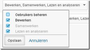 Gebruiker toevoegen in Google Analytics 3 bewerken