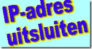 Adwords IP adressen uitsluiten