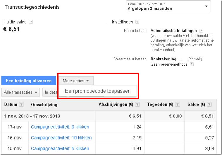 google adwords promo code autos weblog. Black Bedroom Furniture Sets. Home Design Ideas